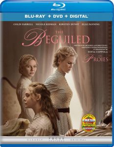 The Beguiled – Blu-ray/DVD Combo Edition