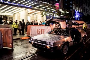 Driven Arrives in Style @ TIFF