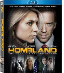 Homeland: The Complete Second Season – Blu-ray Edition