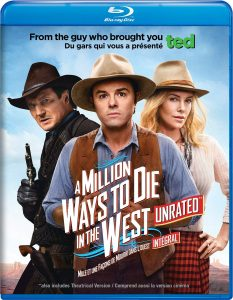 A Million Ways to Die in the West – Blu-ray Edition