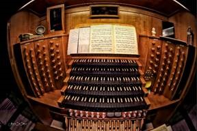 Activities for all Ages!  The Festival of the Canadian International Organ Competition  celebrates the king of instruments until November 16, 2018