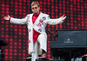 Last Time Around the Globe for Elton John