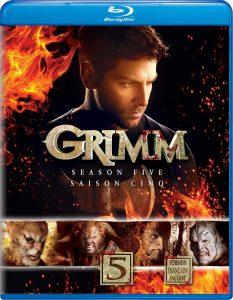 Grimm: Season 5 – Blu-ray Edition