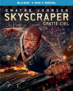 Skyscraper – Blu-ray/DVD Combo Edition