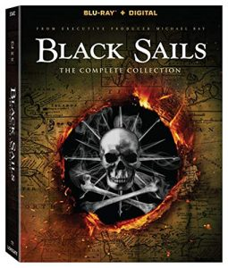 Black Sails: The Complete Collection – Blu-ray Edition