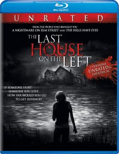 The Last House on the Left: Unrated Edition – Blu-ray Edition