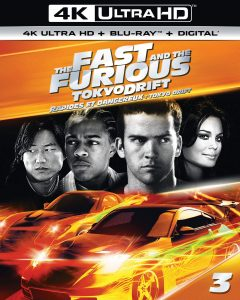 The Fast and the Furious: Tokyo Drift – 4K Ultra HD/Blu-ray Combo Edition