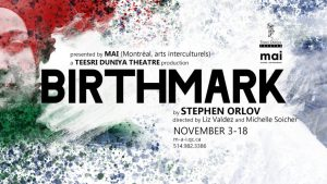 Leaving a Cultural Mark: Birthmark Both Scars and Heals with Must-See Duniya Theatre Production