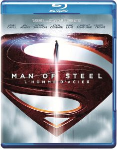 Man of Steel – Blu-ray Edition