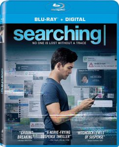 Searching – Blu-ray Edition