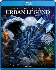 Urban Legend – Blu-ray Edition