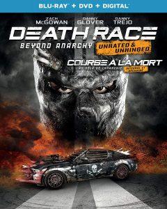 Death Race: Beyond Anarchy – Blu-ray/DVD Combo Edition
