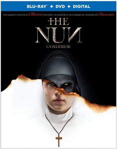The Nun – Blu-ray/DVD Combo Edition