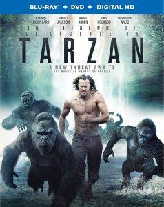 The Legend of Tarzan – Blu-ray/DVD Combo Edition