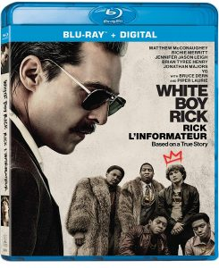 White Boy Rick – Blu-ray Edition