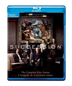 Succession: The Complete First Season – Blu-ray Edition