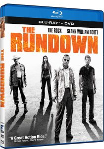 The Rundown – Blu-ray/DVD Combo Edition
