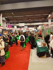 Expo Manger Sante et Vivre Vert @ Palais de Congres – March 15, 2019