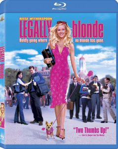 Legally Blonde – Blu-ray Edition