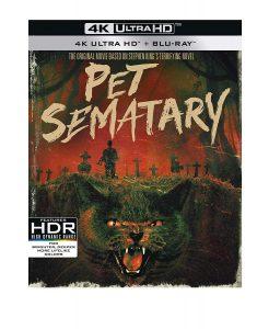 Pet Sematary – 4K Ultra HD/Blu-ray Combo Edition