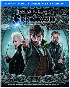 Fantastic Beasts: The Crimes of Grindelwald – Blu-ray/DVD Combo Edition
