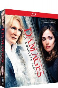 Damages: The Complete Series – Blu-ray Edition