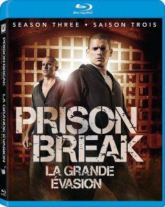 Prison Break: Season Three – Blu-ray Edition