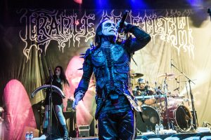 Latest Tour by Metal Outfit Cradle of Filth to Make a Stop in Montreal