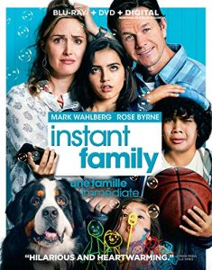 Instant Family – Blu-ray/DVD Combo Edition
