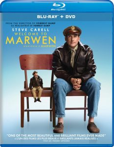 Welcome to Marwen – Blu-ray/DVD Combo Edition