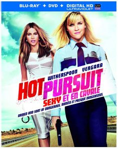 HOT PURSUIT – BLU-RAY/DVD COMBO EDITION