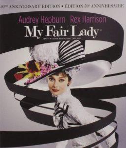 My Fair Lady: 50th Anniversary Edition – Blu-ray Edition