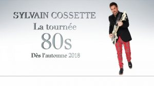 If You Want Your MTV, Book Round-Trip Passage on Quebec Icon Sylvain Cossette '80s Tour