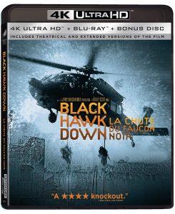 Black Hawk Down – 4K Ultra HD/Blu-ray Combo Edition