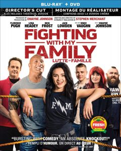 Fighting With My Family: Director's Cut – Blu-ray/DVD Combo Edition