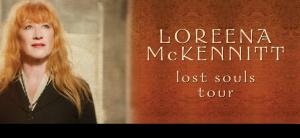 Announced Show: LOREENA MCKENNITT – October 30th at Salle Wilfrid-Pelletier, Place des Arts