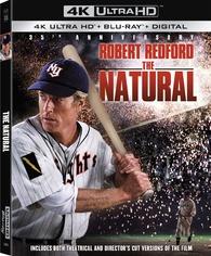 The Natural – 4K HD/Blu-ray Combo Edition