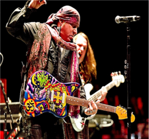LITTLE STEVEN AND THE DISCIPLES OF SOUL   Summer of Sorcery Tour    WITH VERY SPECIAL GUEST Garland Jeffreys