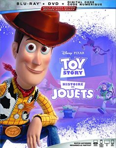 Toy Story – Blu-ray/DVD Combo Edition