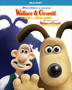 Wallace & Gromit: The Curse of the Were-Rabbit – Blu-ray Edition