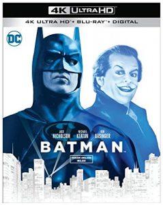 Batman – 4K HD Ultra/Blu-ray Combo Edition