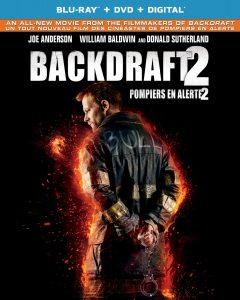 Backdraft 2 – Blu-ray/DVD Combo Edition