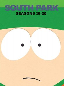 South Park: Seasons 16-20 – Blu-ray Edition