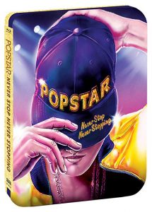 Popstar: Never Stop Never Stopping – Steelbook Edition