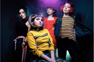 """DOLL SKIN SHARE NEW SINGLE """"OUTTA MY MIND"""""""