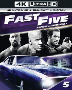 Fast Five – 4K Ultra/Blu-ray Combo Edition