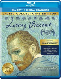 Loving Vincent: 2-Disc Collector's Edition – Blu-ray Edition