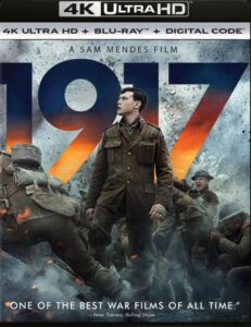Soon to Be Released: 1917 – Blu-ray/DVD
