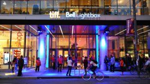 A message regarding closure of TIFF Bell Lightbox March 14 – April 14, 2020