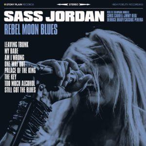 Sass Jordan – Rebel Moon Blues